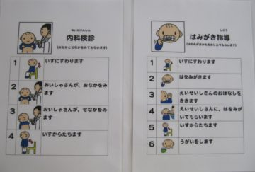 スケジュール表(手順タイプ)