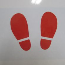 靴の置場カード