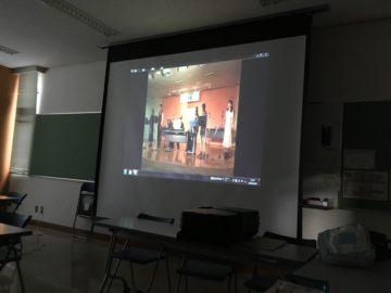 DVD鑑賞風景
